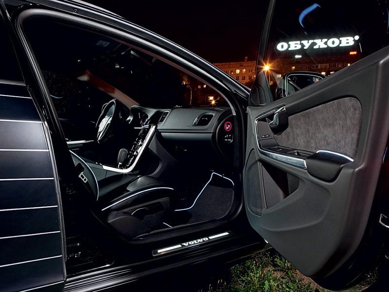 Volvo Обухов Инжиниринг V60 салон