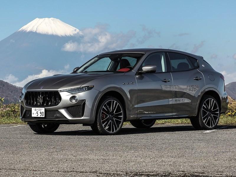 Maserati не планирует выпускать электромобили Фото Авто Коломна