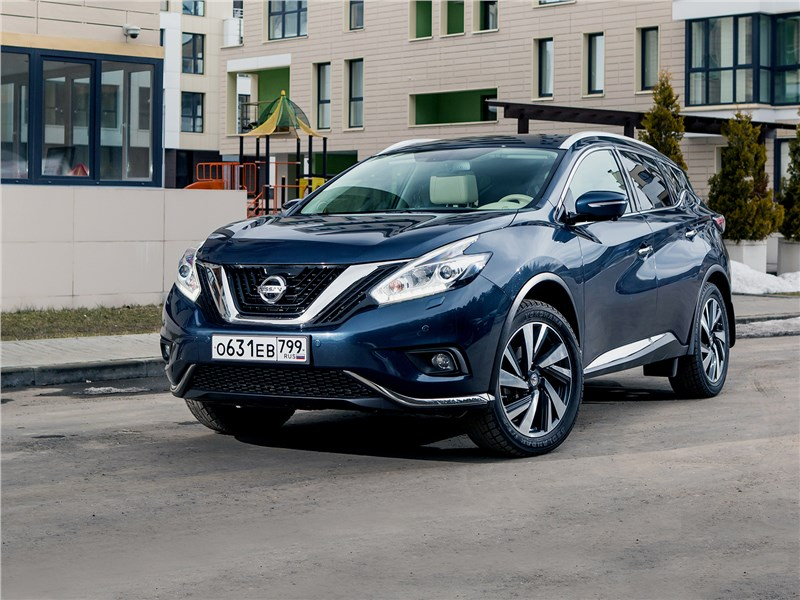 Nissan Murano - не верьте внешности nissan murano 2019, он куда круче, чем вам кажется
