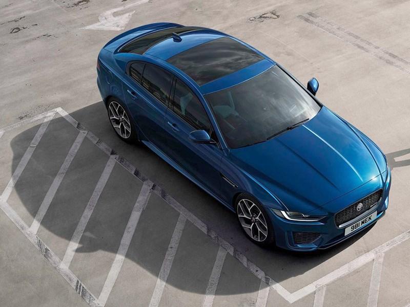 В Россию приехал обновленный Jaguar XE Фото Авто Коломна