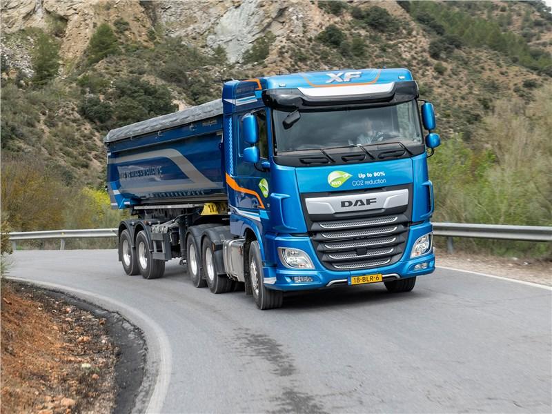 почему грузовики DAF признаны одними из лучших в мире Фото Авто Коломна