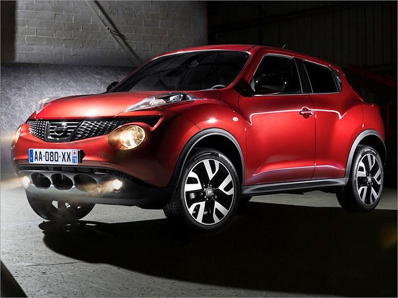 Спецверсия Nissan Juke SV2 скоро появится в России