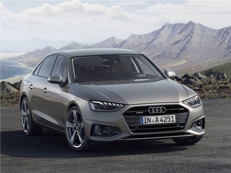 Птица-тройка по-немецки: драйверский BMW 3 Series, комфортабельный Mercedes-Benz C-Class или рассудительный Audi A4? A4
