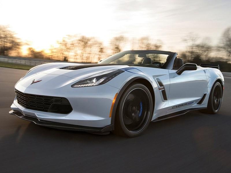Эру Chevrolet Corvette завершили аукционом