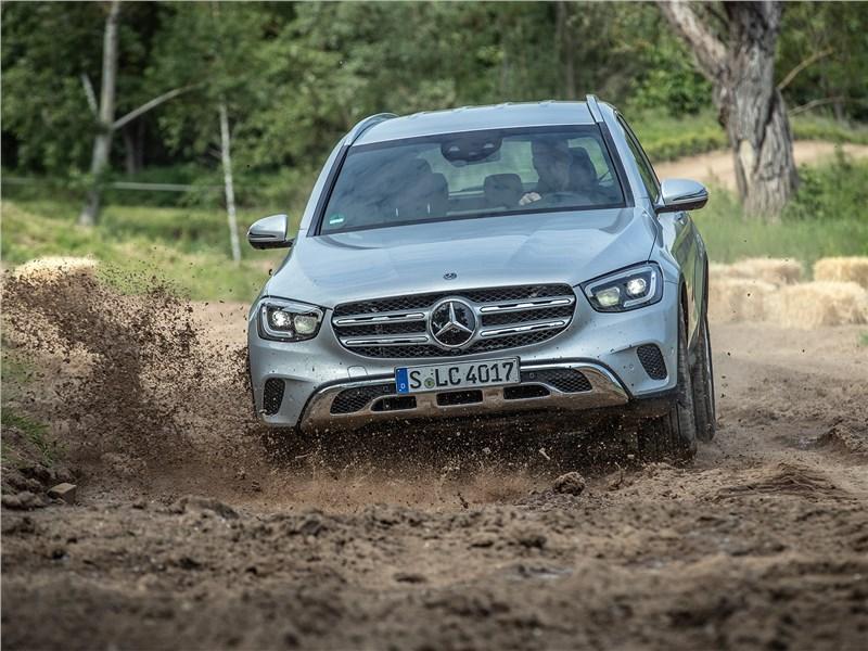 Mercedes-Benz GLC - mercedes-benz glc 2020 кому будут в радость «фишки», которыми обзавелись после рестайлинга mercedes-benz glc и glc coupe