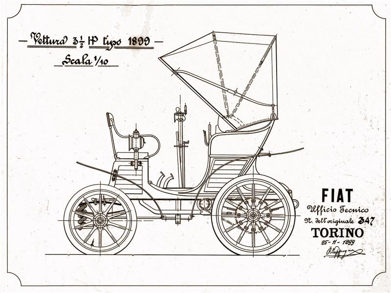 Дата и истории. Туринские автомобили Фото Авто Коломна