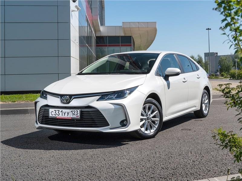 Toyota Corolla - toyota corolla 2019 что выйдет, если взять и уменьшить флагман