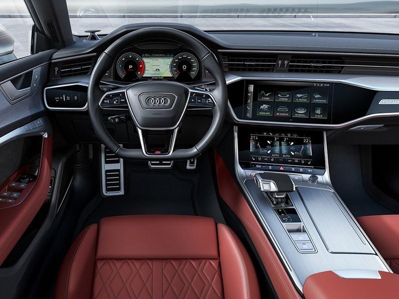 Audi может отказаться от тачскринов Фото Авто Коломна