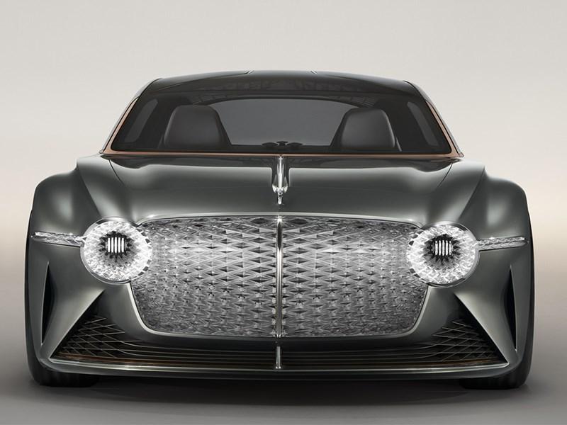 Отмечаем юбилей концептом   новость от Bentley Фото Авто Коломна