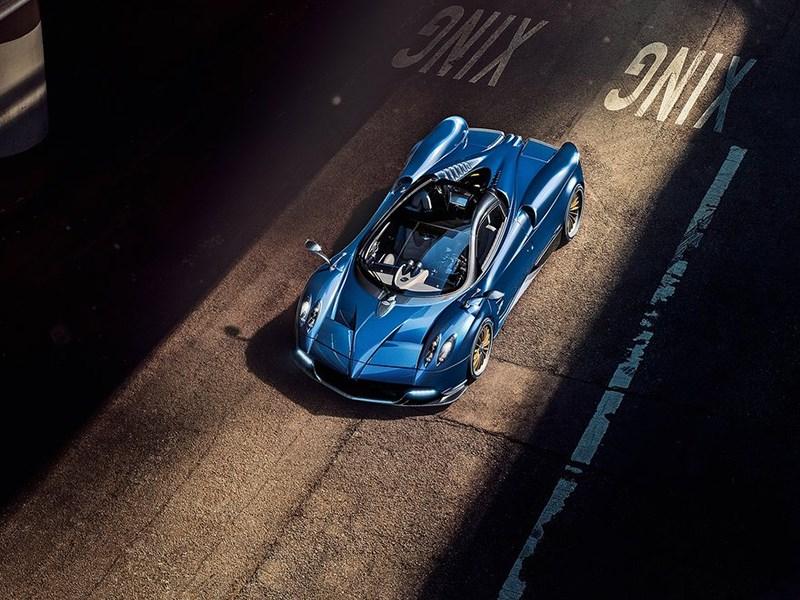 Pagani готовится к премьере экстремального Huayra BC Фото Авто Коломна