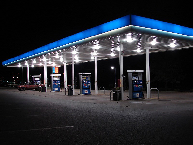 Бензин стал дешевле. Водители в пролете. Снова Фото Авто Коломна