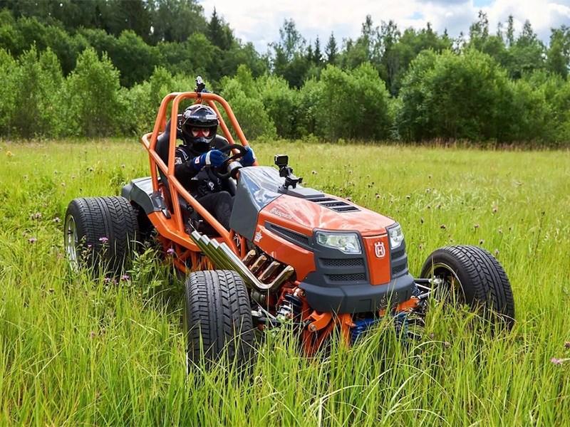 Honda поступилась званием самых быстрых газонокосилок Фото Авто Коломна