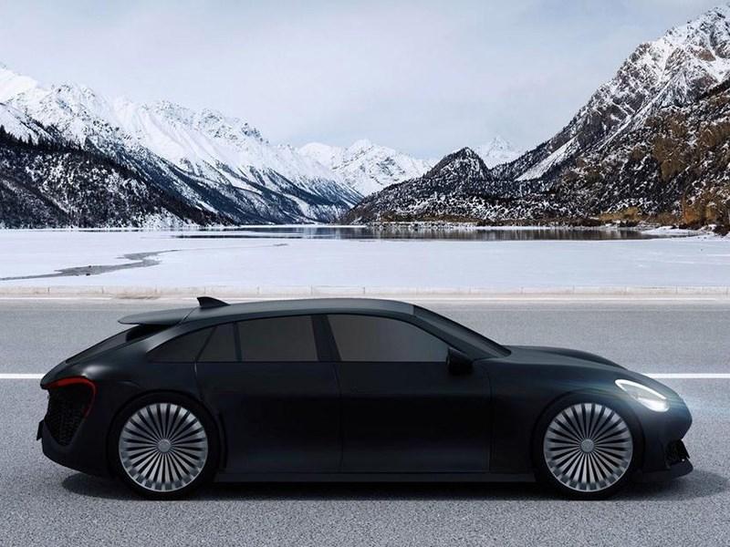 Компания из России построит электрокар за 1,5 миллиона рублей Фото Авто Коломна