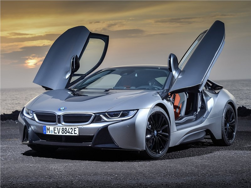 BMW i8 - обзор, цены, видео, технические характеристики ...
