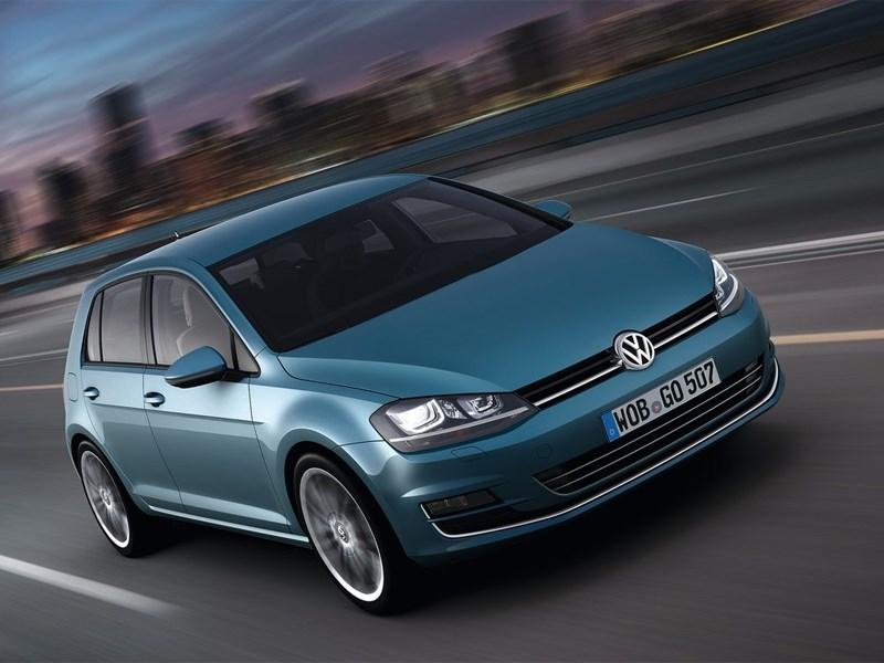 VII поколение Volkswagen Golf покажут в выходные