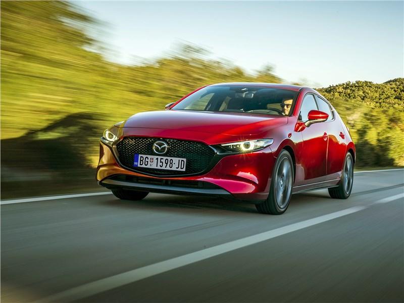 Пять причин присмотреться к новой Mazda 3