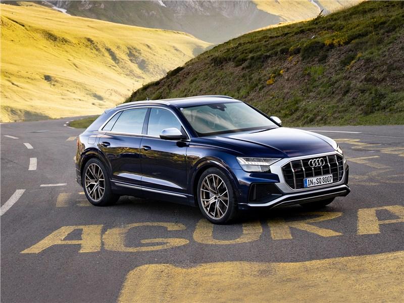 Audi SQ8: брать только с дизелем! Фото Авто Коломна