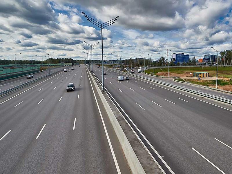 Открылся новый участок платной трассы M11 Фото Авто Коломна