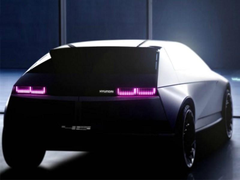 Hyundai выпустит электрокар в историческом стиле