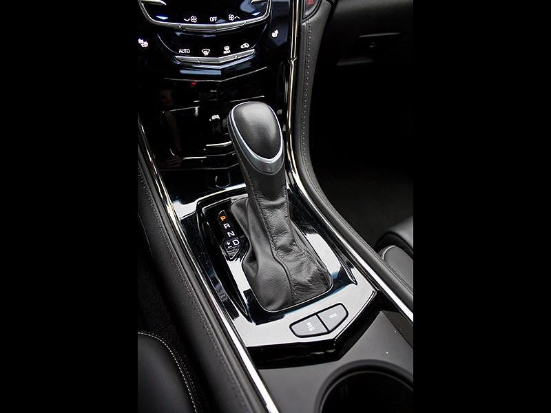 Cadillac ATS 2012 АКПП