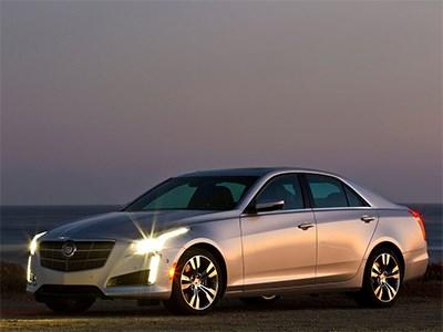 На российский рынок выходит обновленный Cadillac CTS