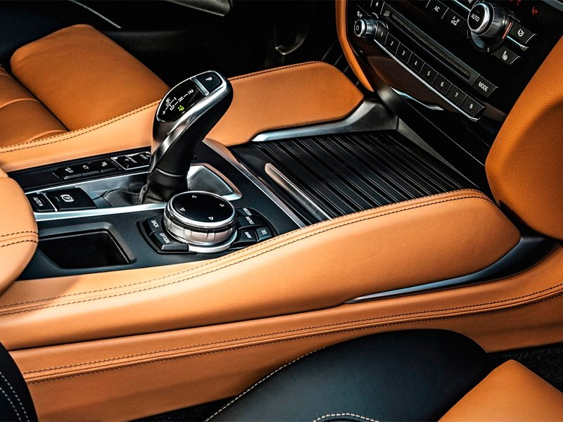 BMW X6 2015 АКПП