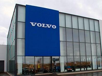 Продажи автомобилей марки Volvo в августе выросли