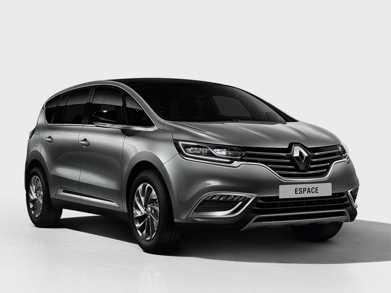 Новый Renault Espace - Renault Espace 2015 На взлет!