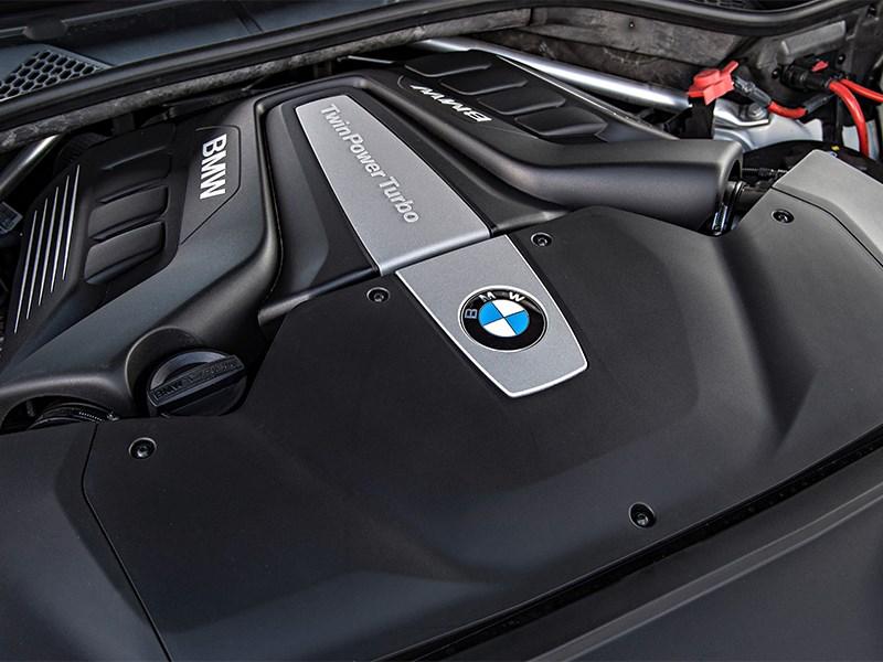 BMW X6 2015 двигатель