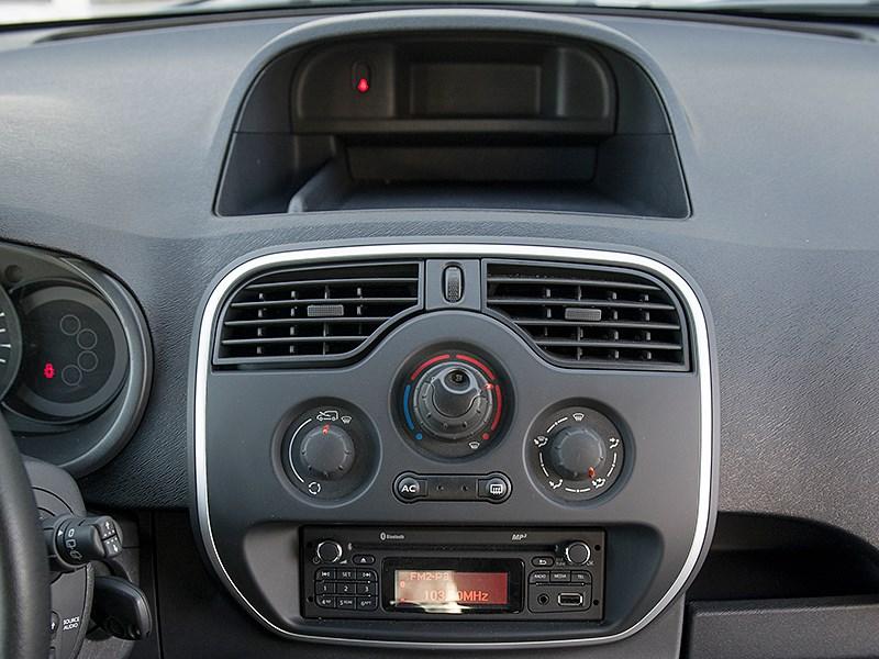 Renault Kangoo 2014 центральная консоль