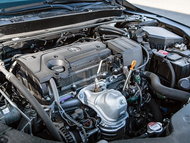 Acura TLX 2015 двигатель