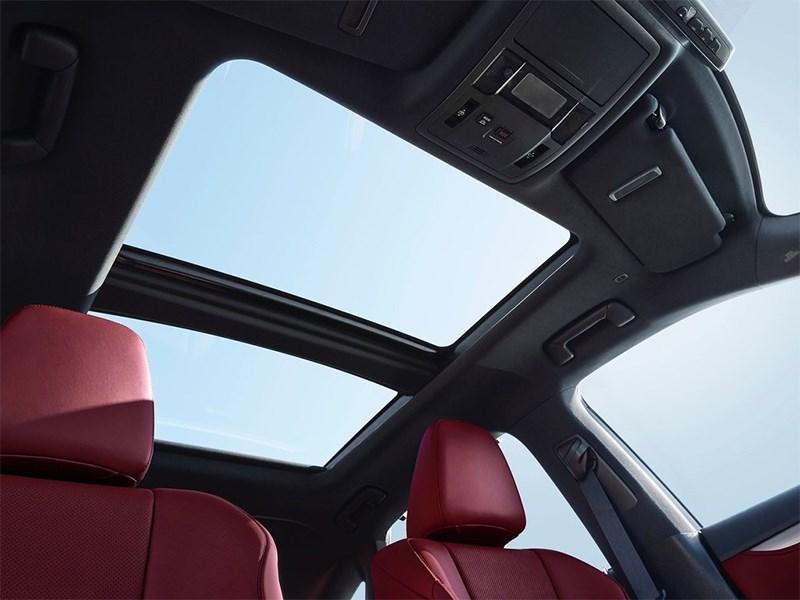 Lexus RX 350 F Sport 2016 панорамная крыша