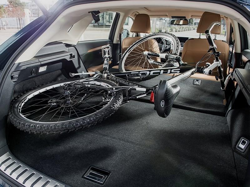 Lexus NX 2014 багажное отделение