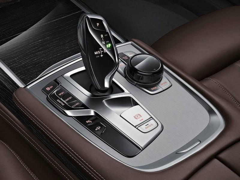 BMW 7-Series 2016 АКПП
