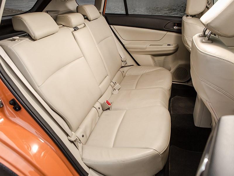 Subaru XV 2012 задний диван