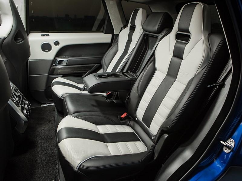 Land Rover Range Rover Sport SVR 2015 задние кресла