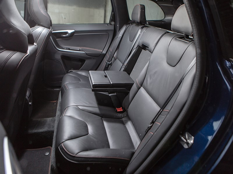 Volvo XC60 2014 задний диван