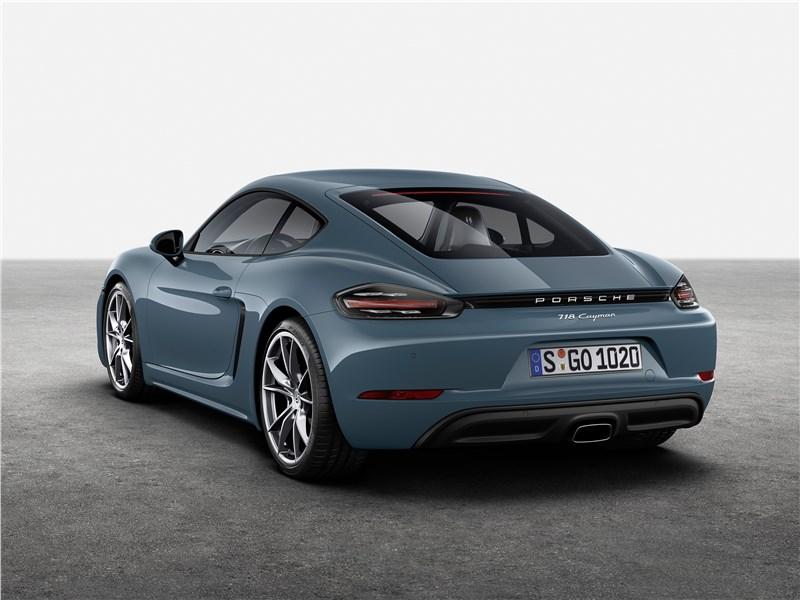 Картинки по запросу Porsche 718 Cayman сзади