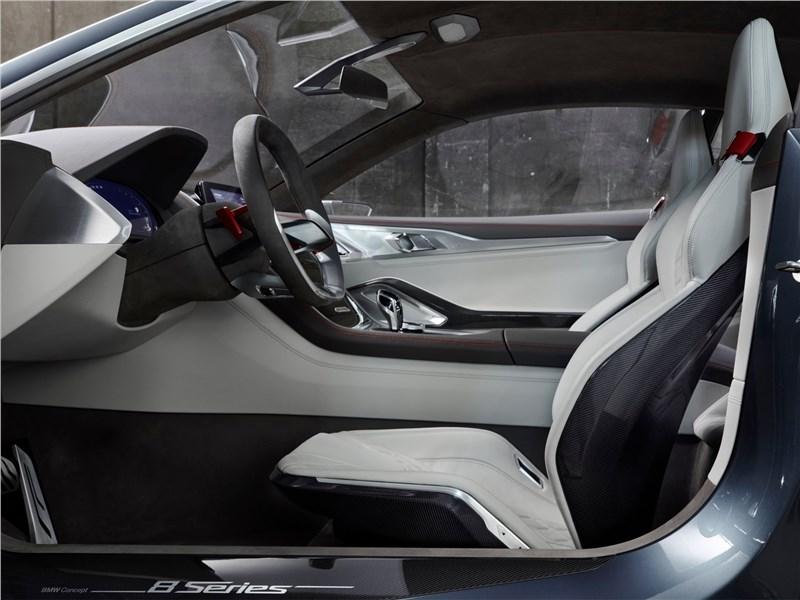 BMW 8-Series Concept 2017 передние кресла
