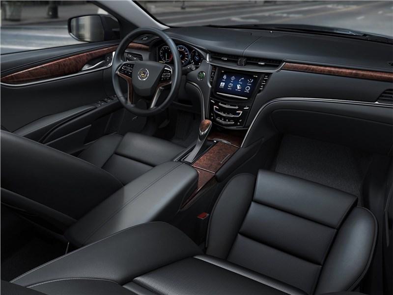 Cadillac XTS 2013 передние кресла