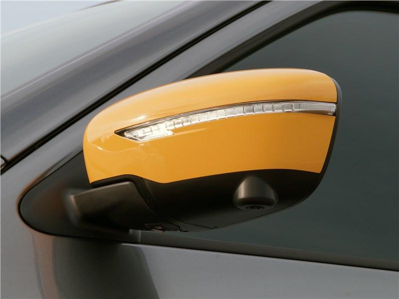 Nissan Juke 2017 боковое зеркало