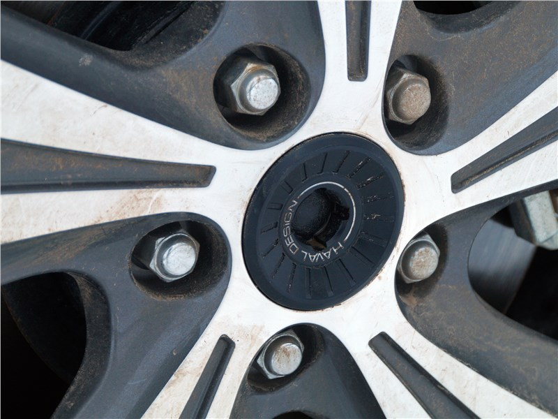 Haval H6 Coupe 2017 колесный диск