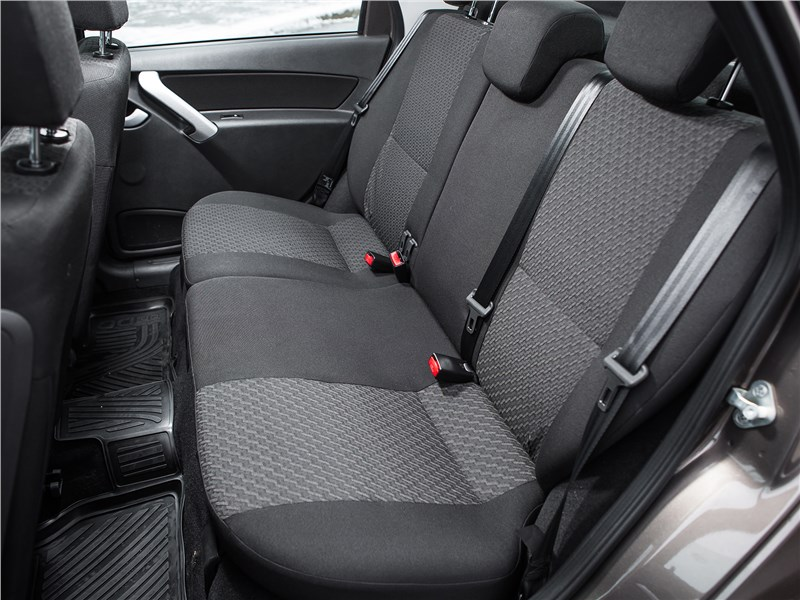 Datsun on-DO 2017 задний диван