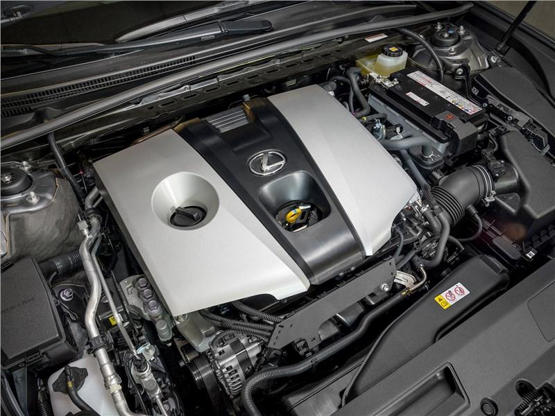 Lexus ES 2019 двигатель