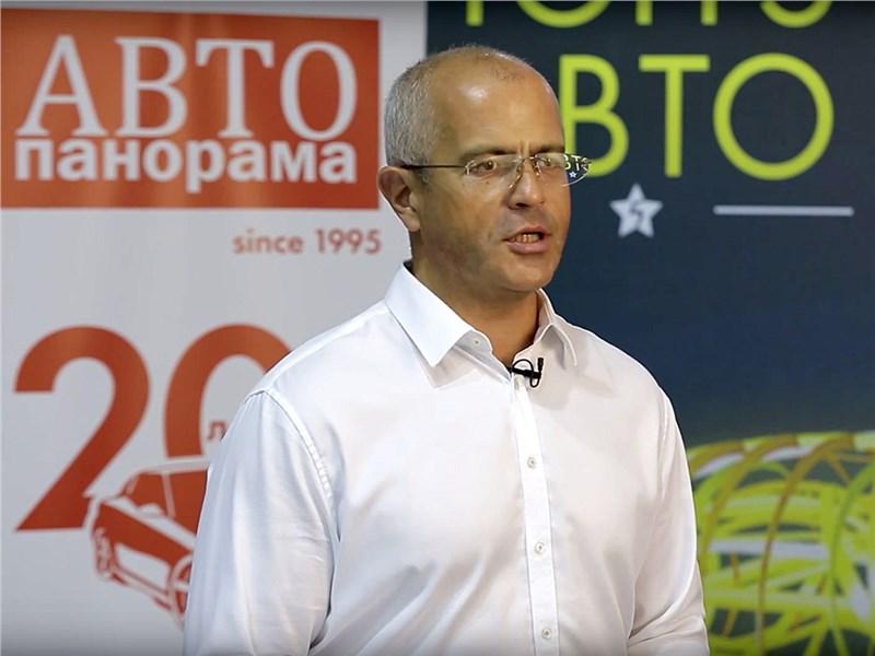 Интервью с Михаилом Семенихиным, руководителем марки «Volkswagen Коммерческие автомобили в России» на ММАС-2018