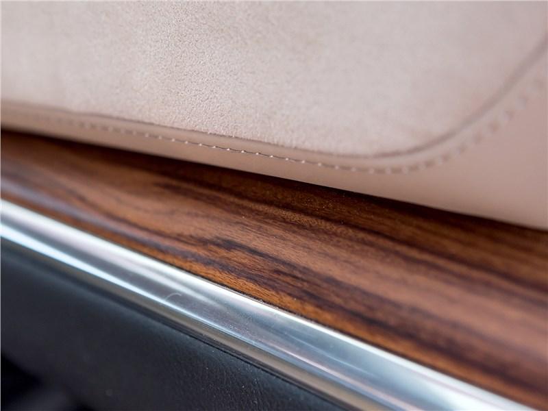 Cadillac XT5 2017 отделка салона