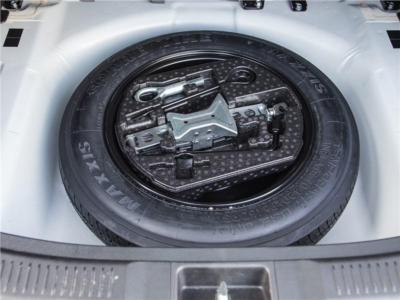 Suzuki SX4 2016 запаска
