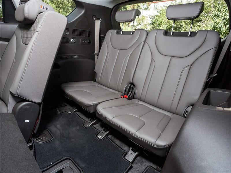Hyundai Santa Fe 2019 3 ряд