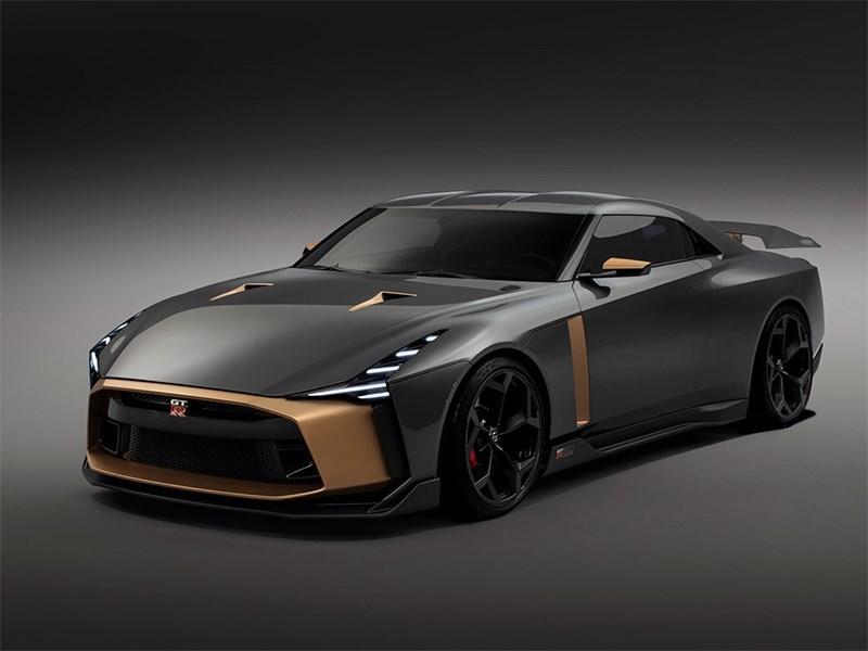 Nissan выпустили очень дорогой GT-R