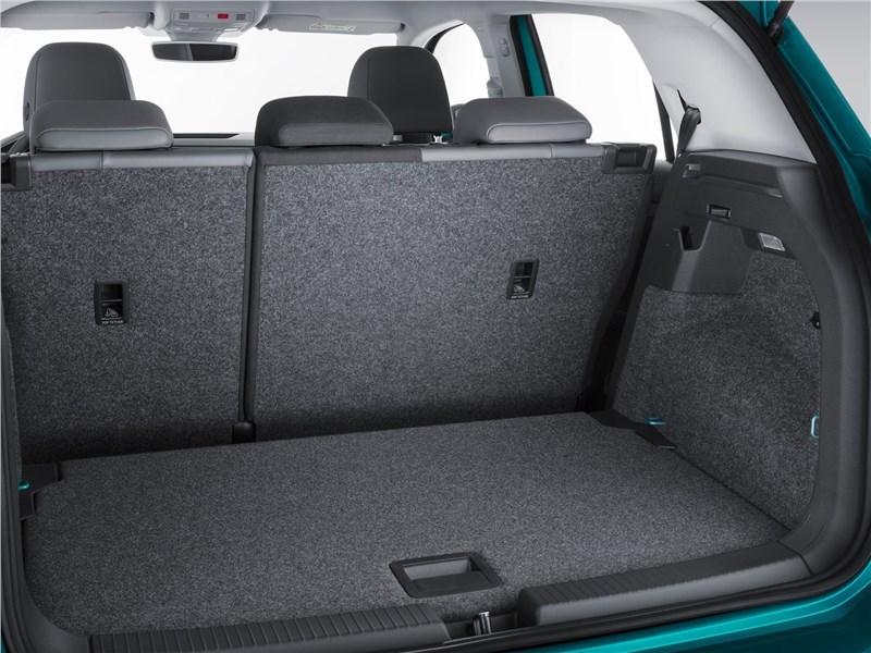 Volkswagen T-Cross 2019 багажное отделение
